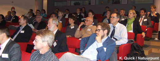 "Auditorium at the workshop ""Clean Air in Ports: Antwerp"".<br><br><br>"