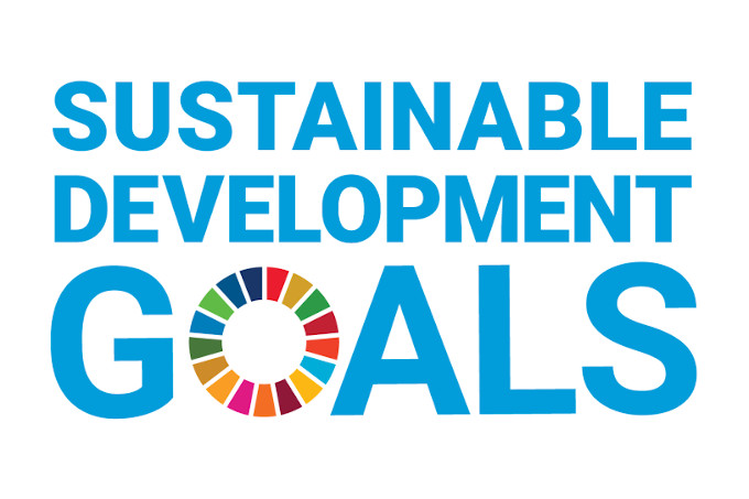 The official UN SDG logo - graphic: United Nations