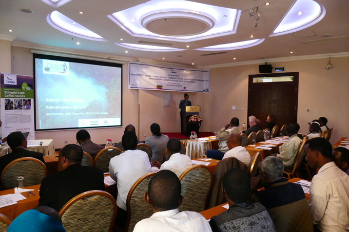 Workshop at the Capital Hotel in Addis Ababa - Foto: NABU