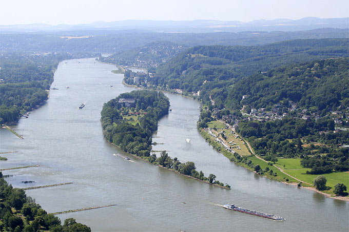 Central Rhine Valley near Bonn – Foto: Helge May