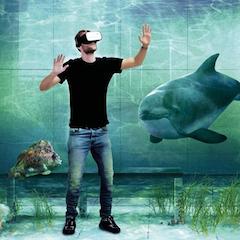 OstseeLIFE Visual - Abtauchen mit VR-Brille
