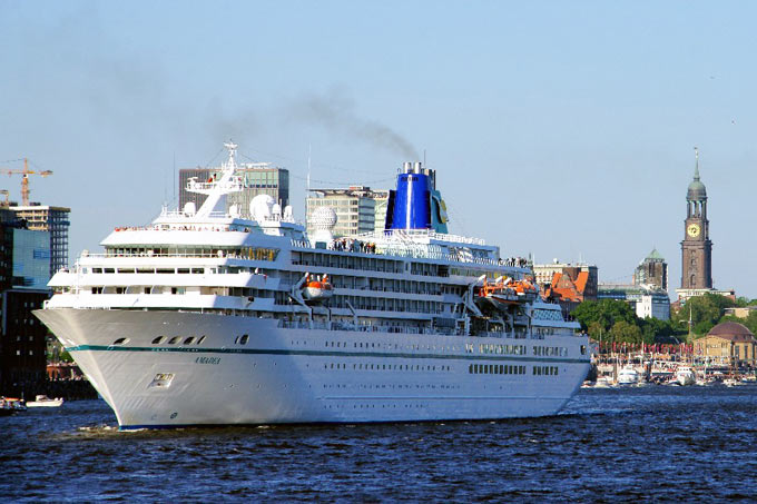 Cruise ship- Picture: Kay Ludwig